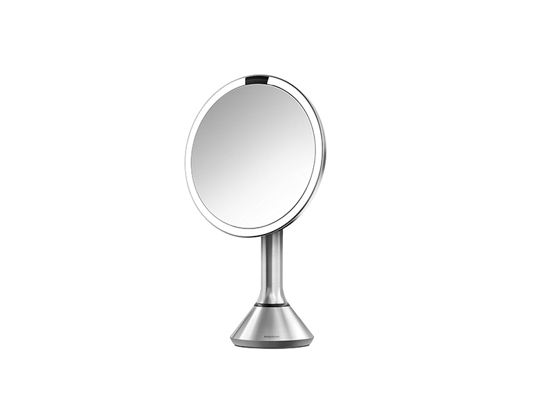 simplehuman Sensor Mirror - Sensor-Activated Lighted Vanity Mirror