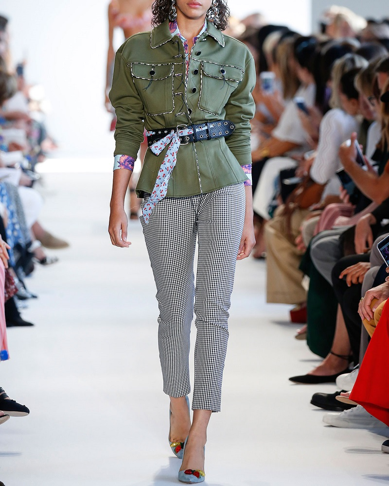 Altuzarra Jacket, Pants & Blouse