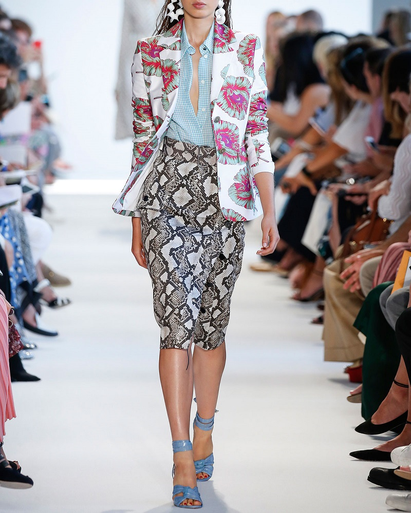 Altuzarra Skirt, Jacket & Blouse