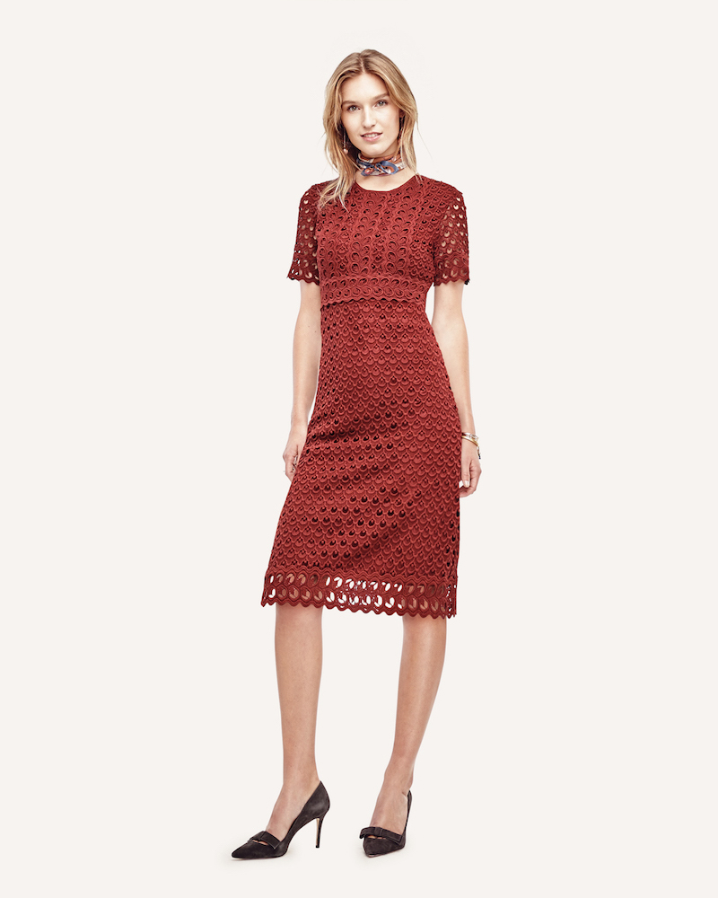 Ann Taylor Mother of the Bride Dresses