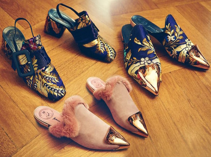 Beau Coops x Romance Was Born Shoes Collection