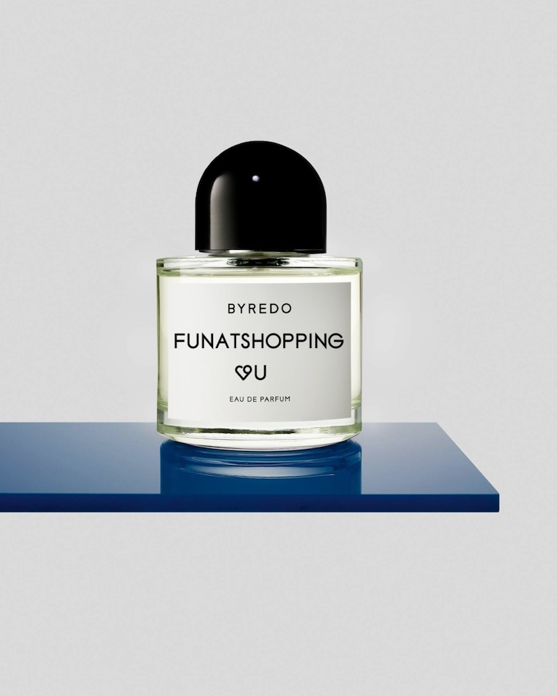 Byredo Unnamed Eau De Parfum Customize