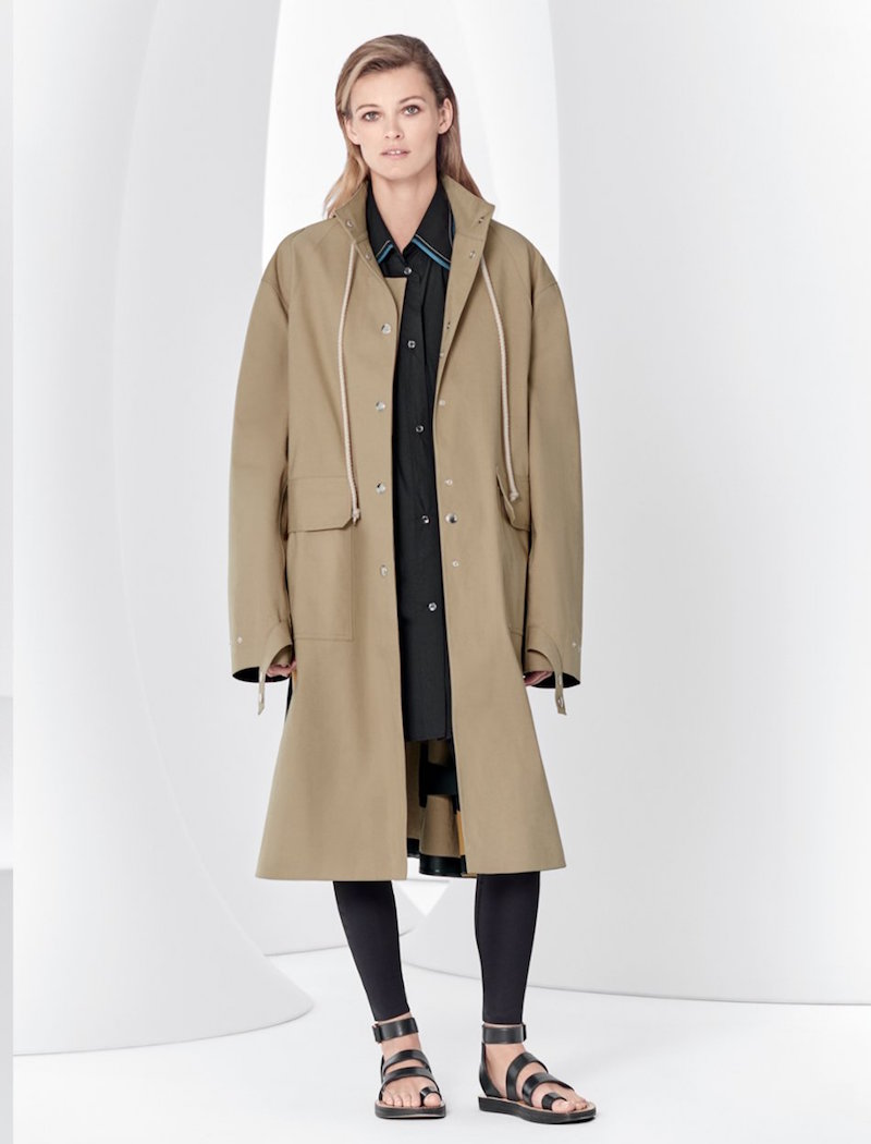 CÉLINE Macintosh Trench Coat
