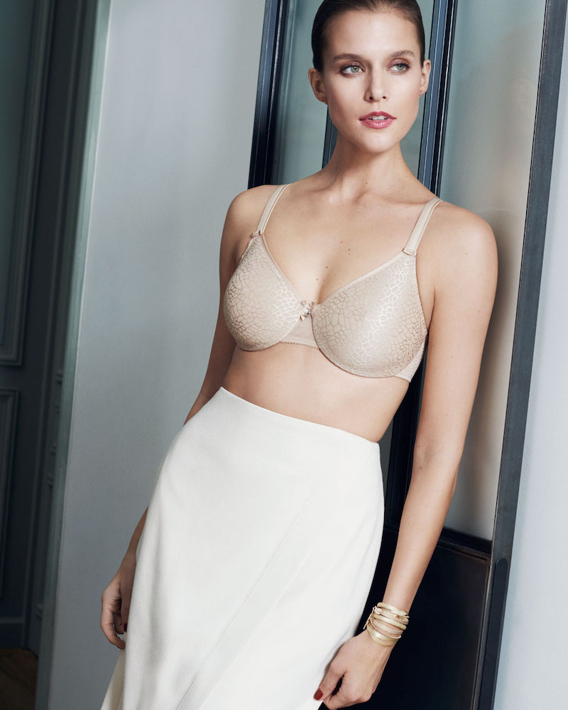 Chantelle C Magnifique Minimizer Bra & High-Waist Briefs