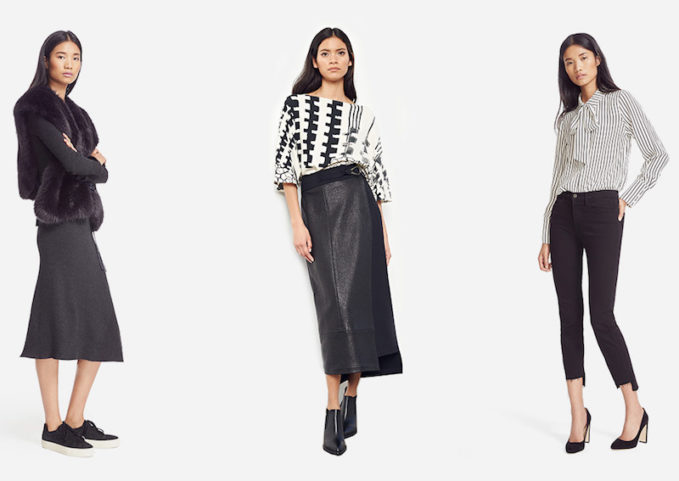 Contemporary Clothing September 2016 Lookbook