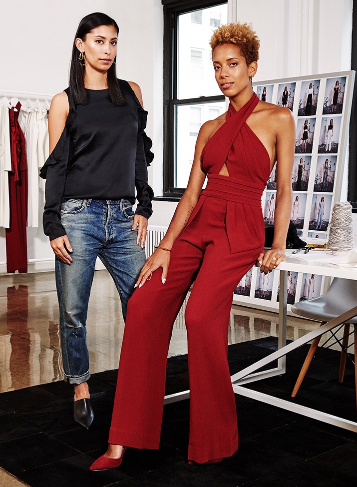 Cushnie Et Ochs The Jaqueline Jumpsuit