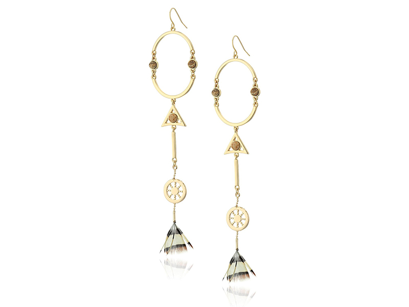 Danielle Nicole Paradox Drop Earrings