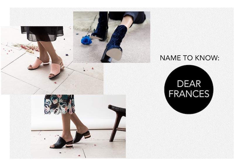 Dear Frances