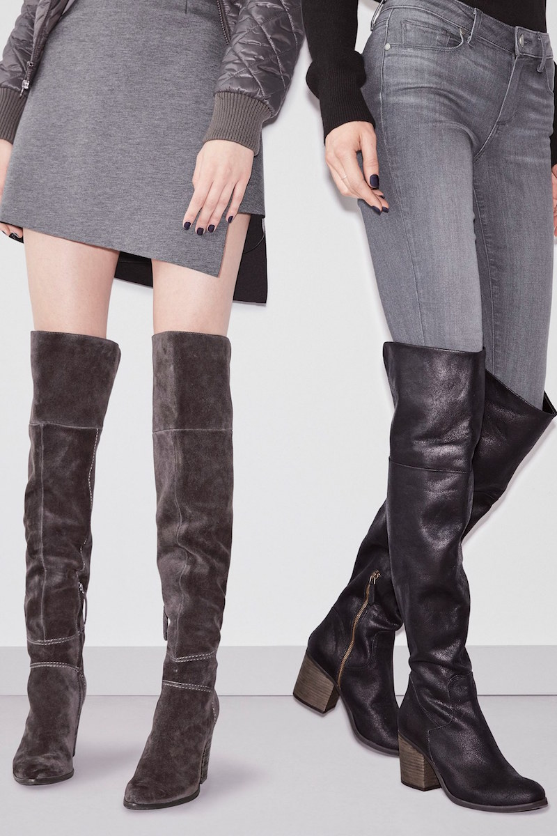 From The Ground Up Fall 2016 Boot Trends Lookbook Nawo