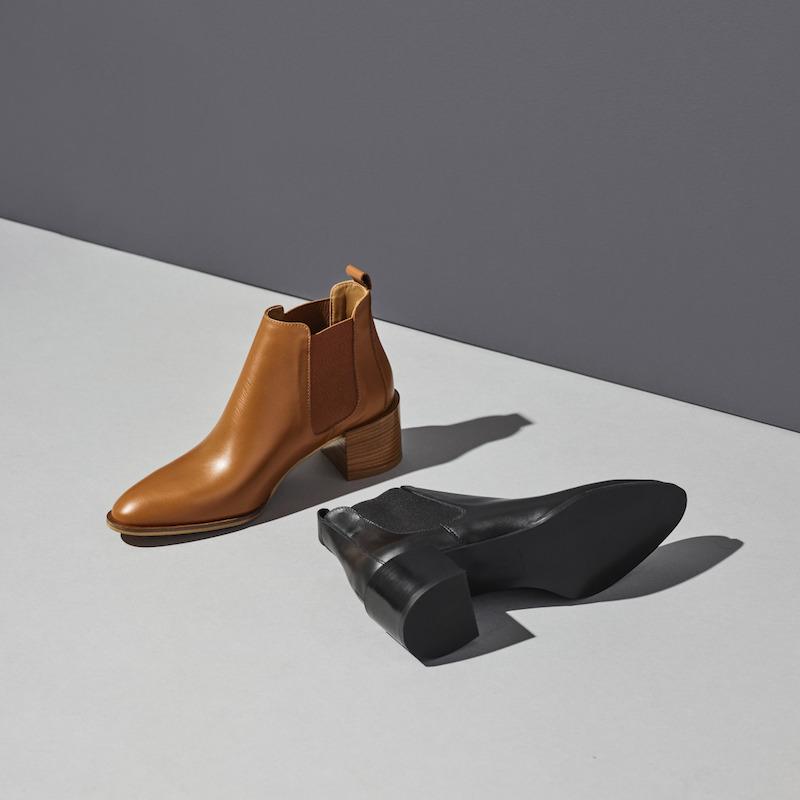 Everlane Modern Heel Boot