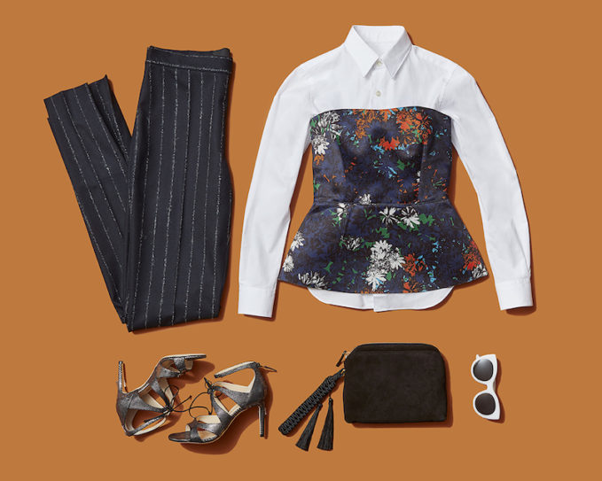 Fashion Week Outfit Ideas: Mix and Match