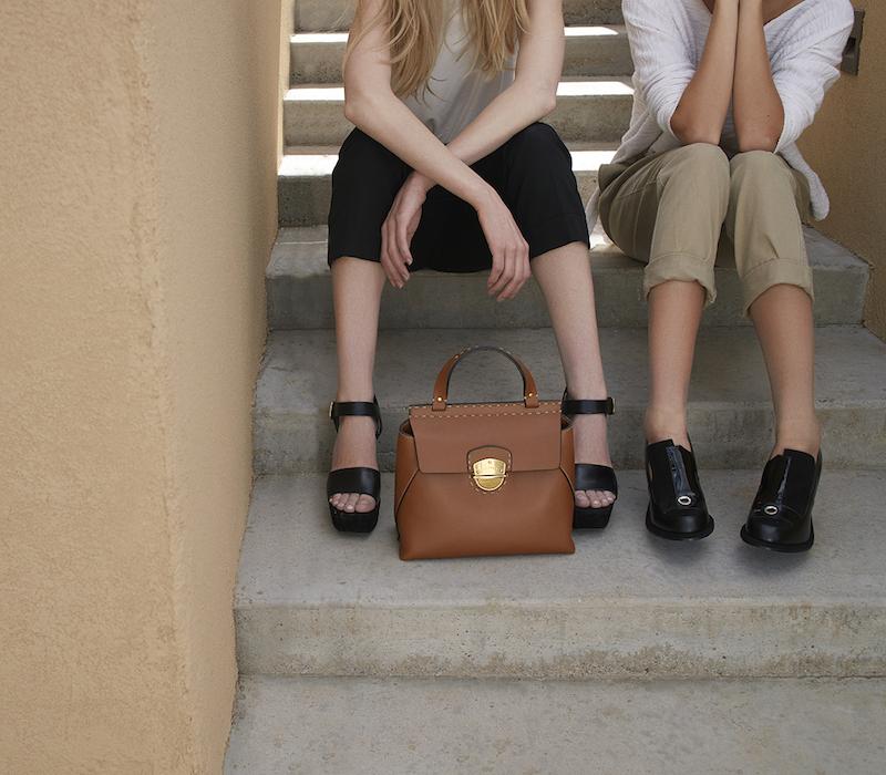 Ghurka Kingston Leather Satchel Bag