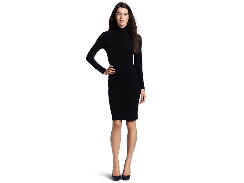 KAMALIKULTURE Turtleneck Dress