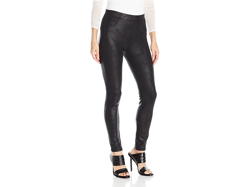 Karen Kane Stretch Faux Leather Pant