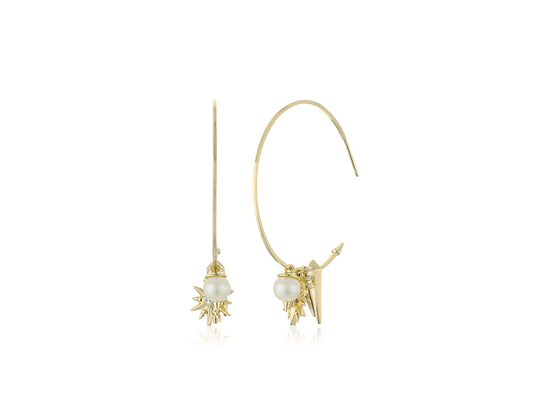 Kendra Scott Cindy Hoop Earrings