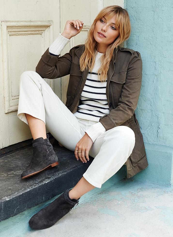 La Vie Rebecca Taylor Luxe Coat