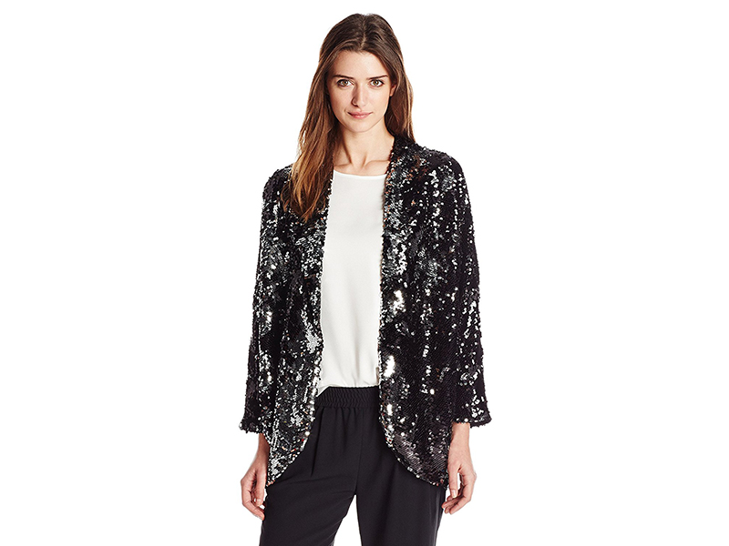MINKPINK Great Escape Sequin Cape