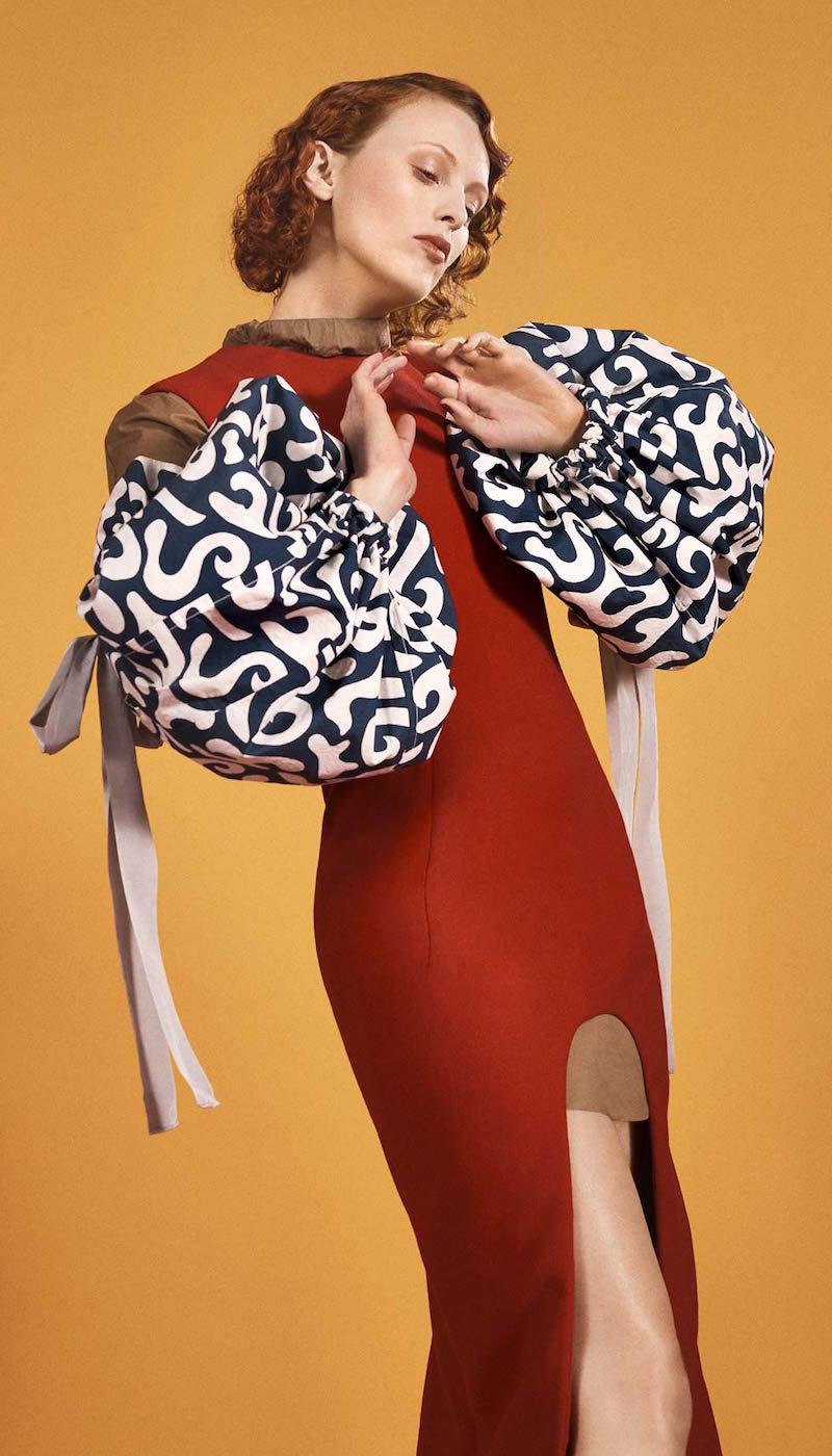 Marni Wool Dress