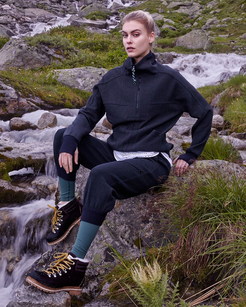 Montelliana Margherita Shearling-lined Après-ski Boots