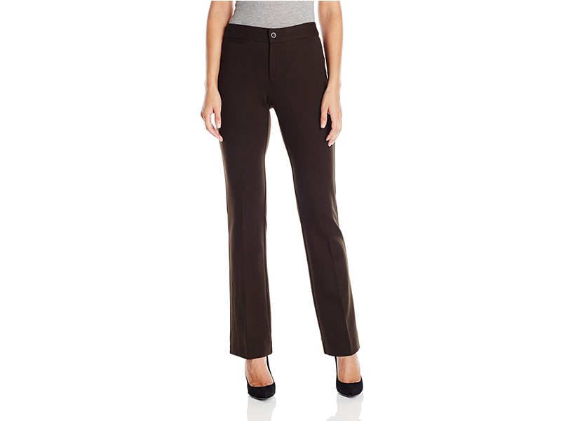 NYDJ Michele Trousers In Ponte Knit