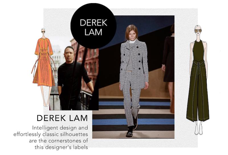 NYFW Designers Derek Lam