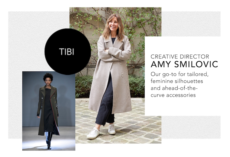 NYFW Designers Tibi