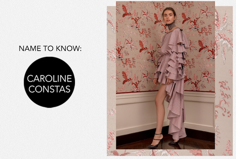 Names To Know Caroline Constas