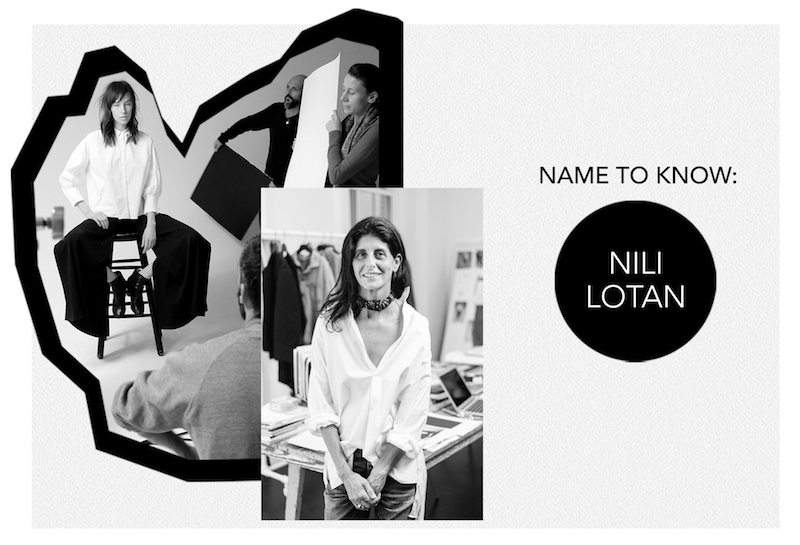 Names To Know Nili Lotan