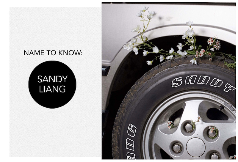 Names To Know Sandy Liang