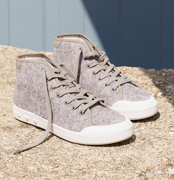 Rag & Bone Standard Issue High Top Sneakers