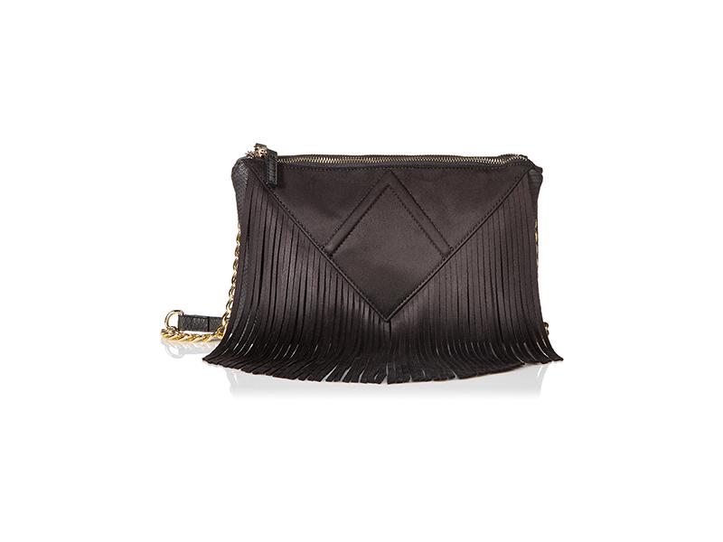Steve Madden Porter Fringe Crossbody Bag