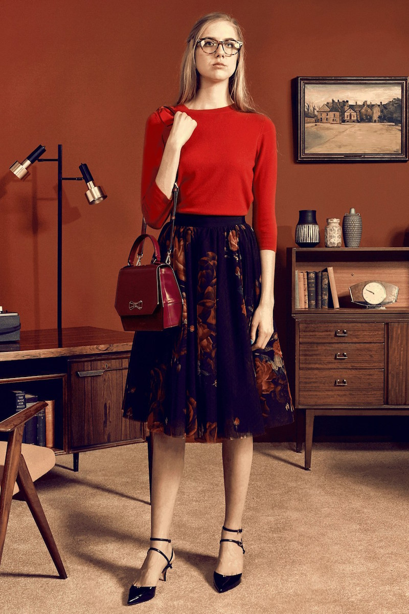 cef06f2c1ef895 Mission Impeccable  Ted Baker London Fall 2016 Campaign – NAWO