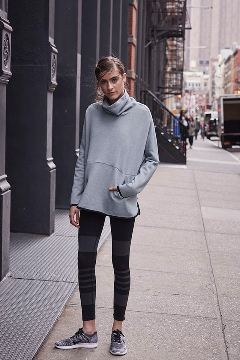 The North Face Slacker Turtleneck Poncho