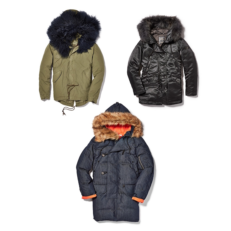The Polished Parka