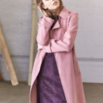 Theory Oaklane New Divided Open-Front Trench Coat