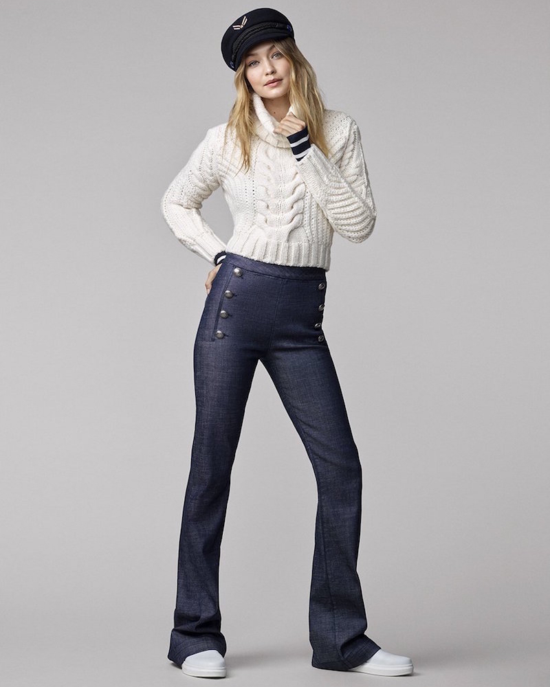Tommy Hilfiger Gigi for Hilfiger Denim Sailor Pants