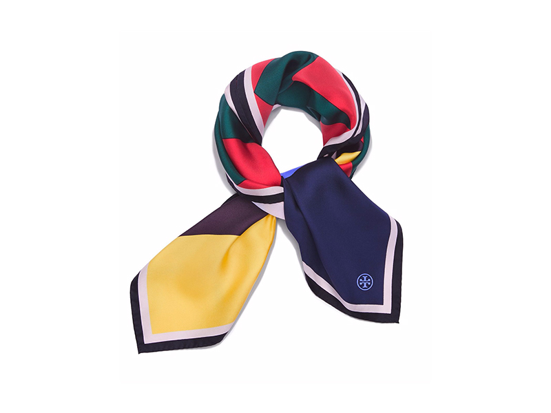 Tory Burch Carnavalet Neckerchief