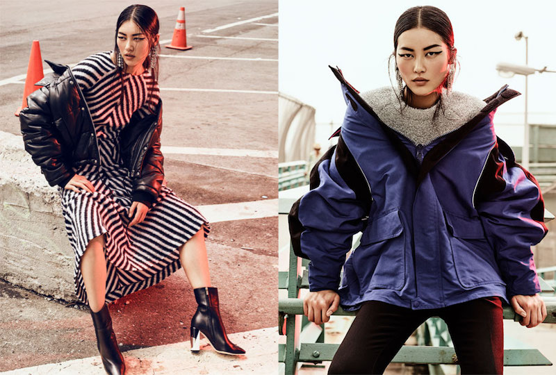Trail Blazer Liu Wen for The EDIT_2