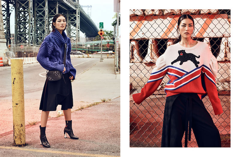 Trail Blazer Liu Wen for The EDIT_3
