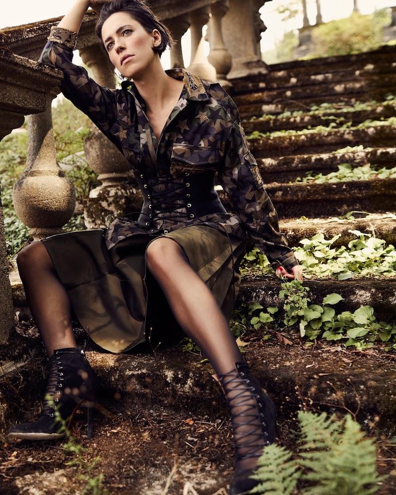 Valentino Embellished Camouflage-Print Cotton-Twill Jacket