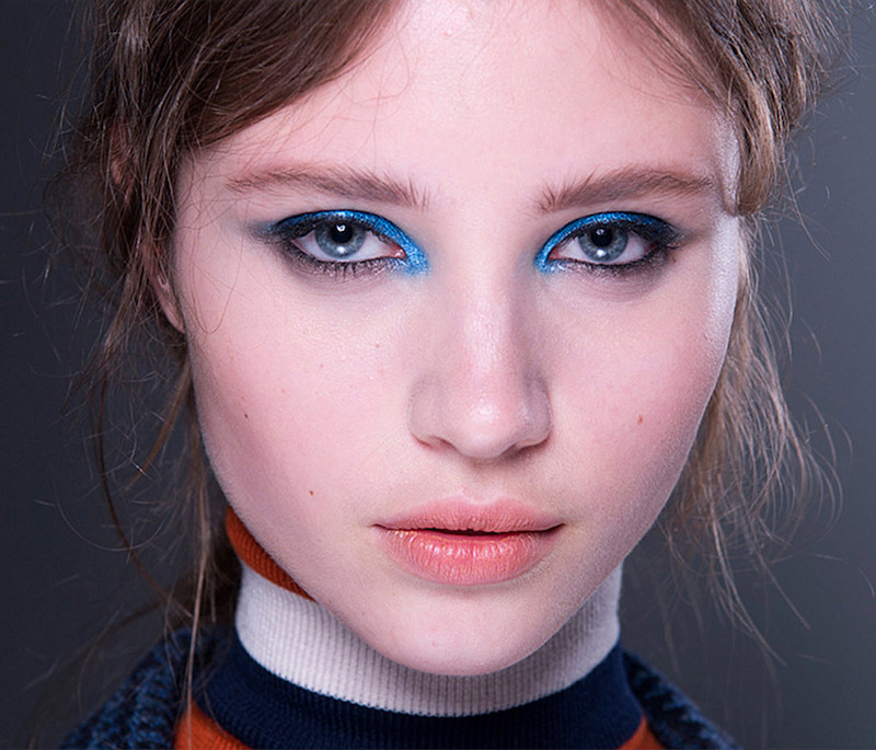 Victoria Beckham x Estée Lauder New York Look