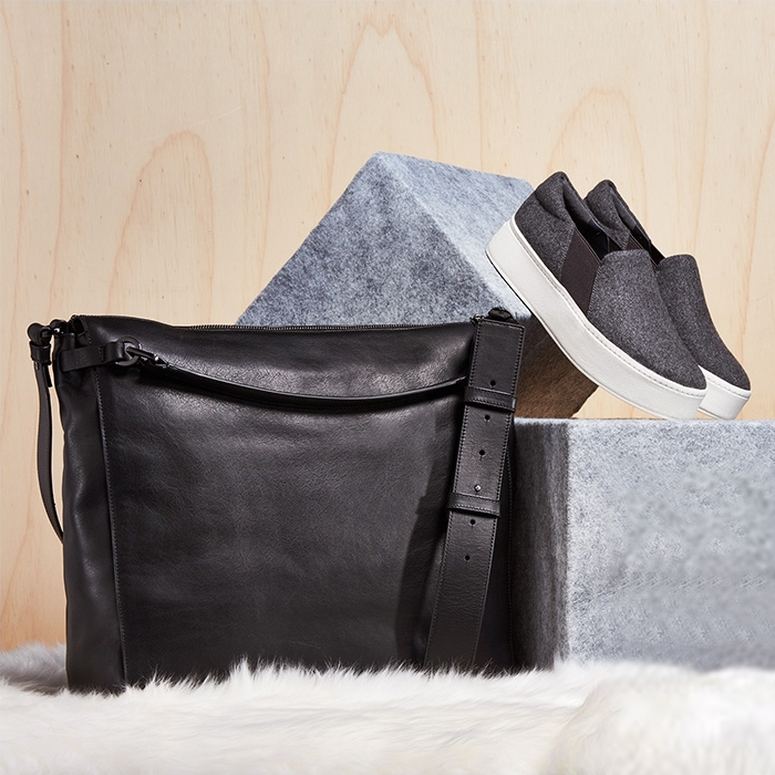 Vince Gramercy Hobo Bag