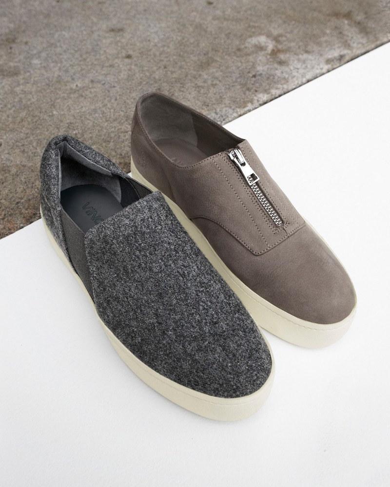 Vince Warner Platform Sneaker