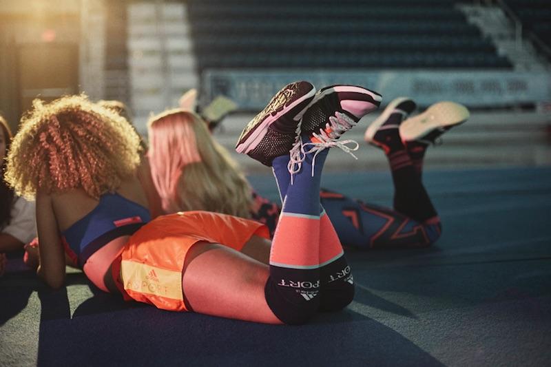 adidas StellaSport Fall 2016 Campaign by Luke Gilford 1