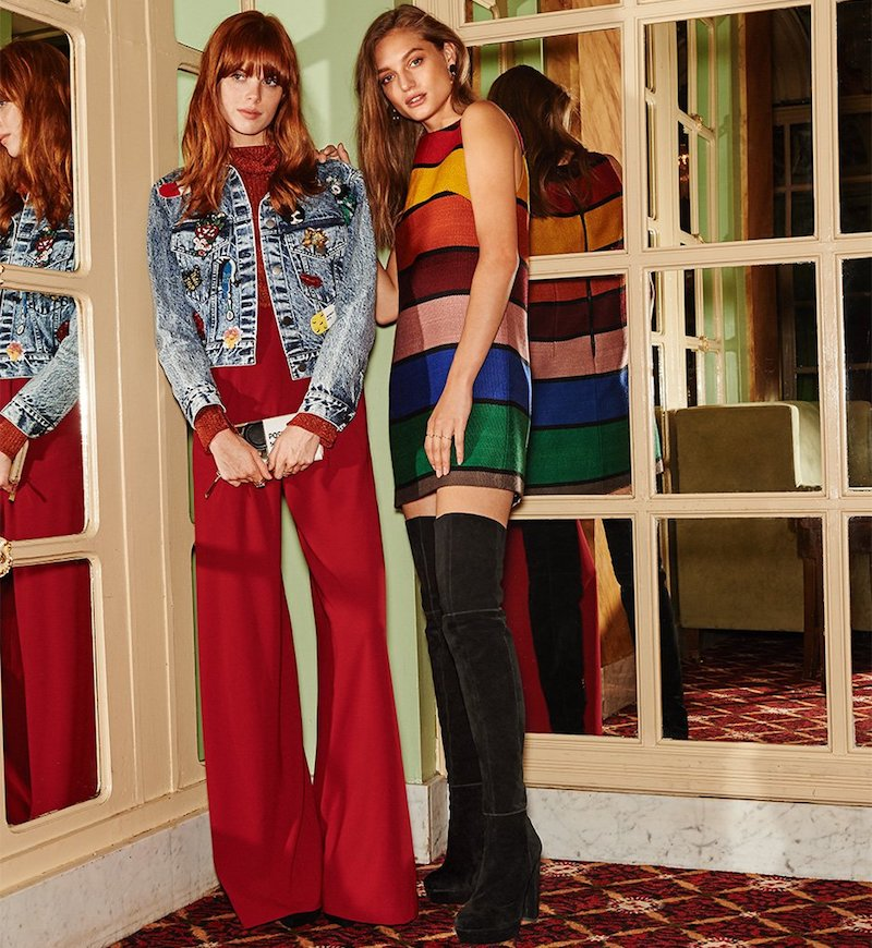 Alice Olivia Fall 2016 Lookbook At Shopbop Nawo