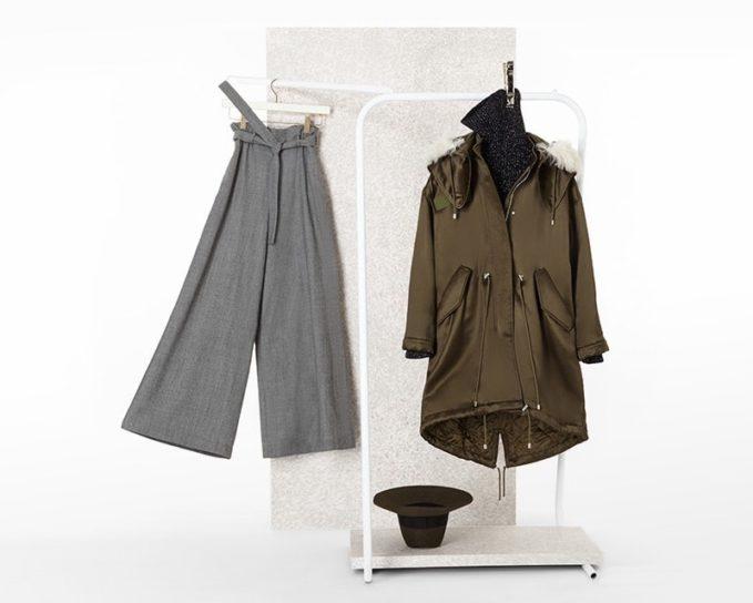 A Capsule Winter Wardrobe