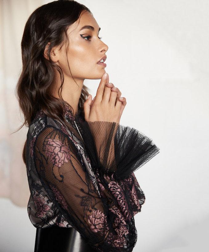 Alexis Lia Blouse