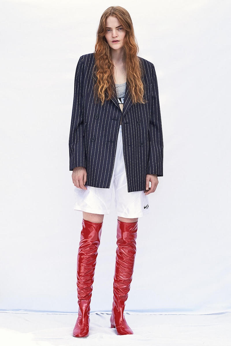 Alyx Striped Signature Wool Jacket