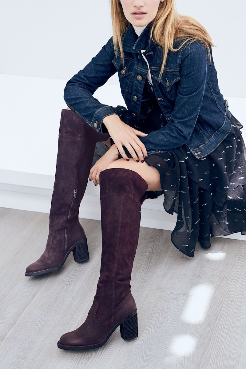 Børn Kathleen Over the Knee Boot