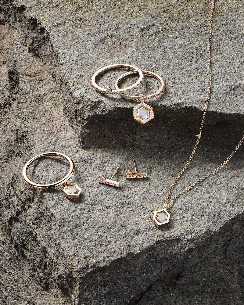 Barneys New York XO Diamond Foundry Eva Fehren